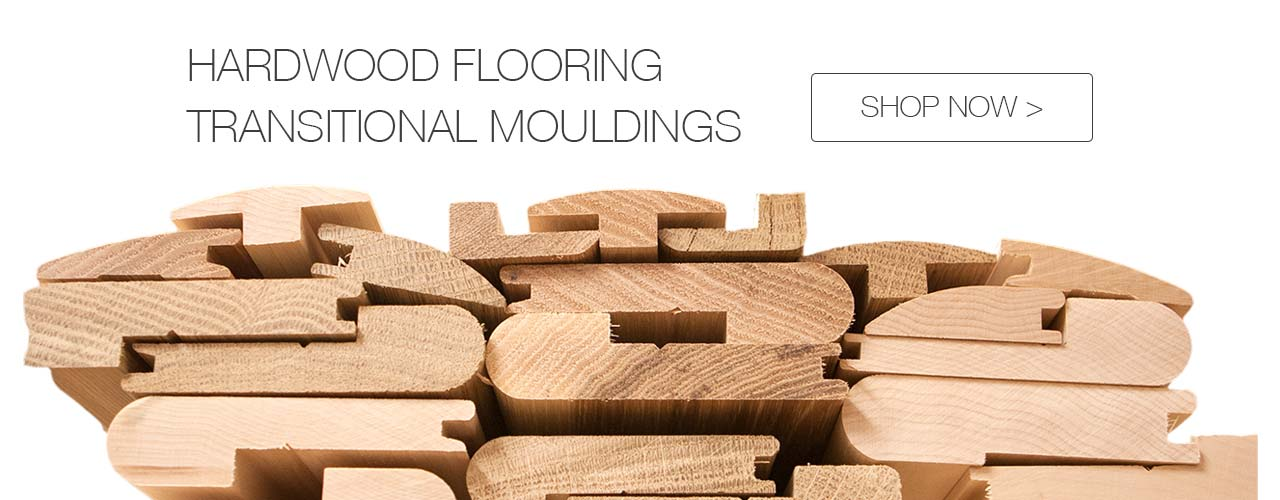 hardwood flooring transitional mouldings