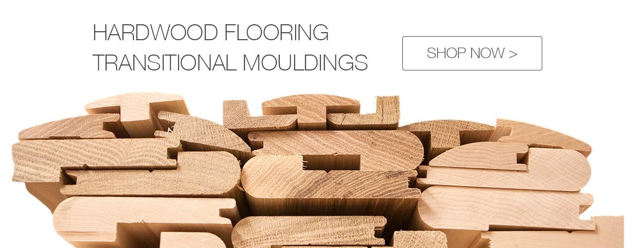 hardwood flooring transitional mouldings