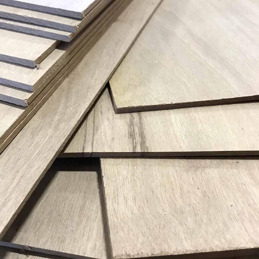 Anigre Dimensional Lumber
