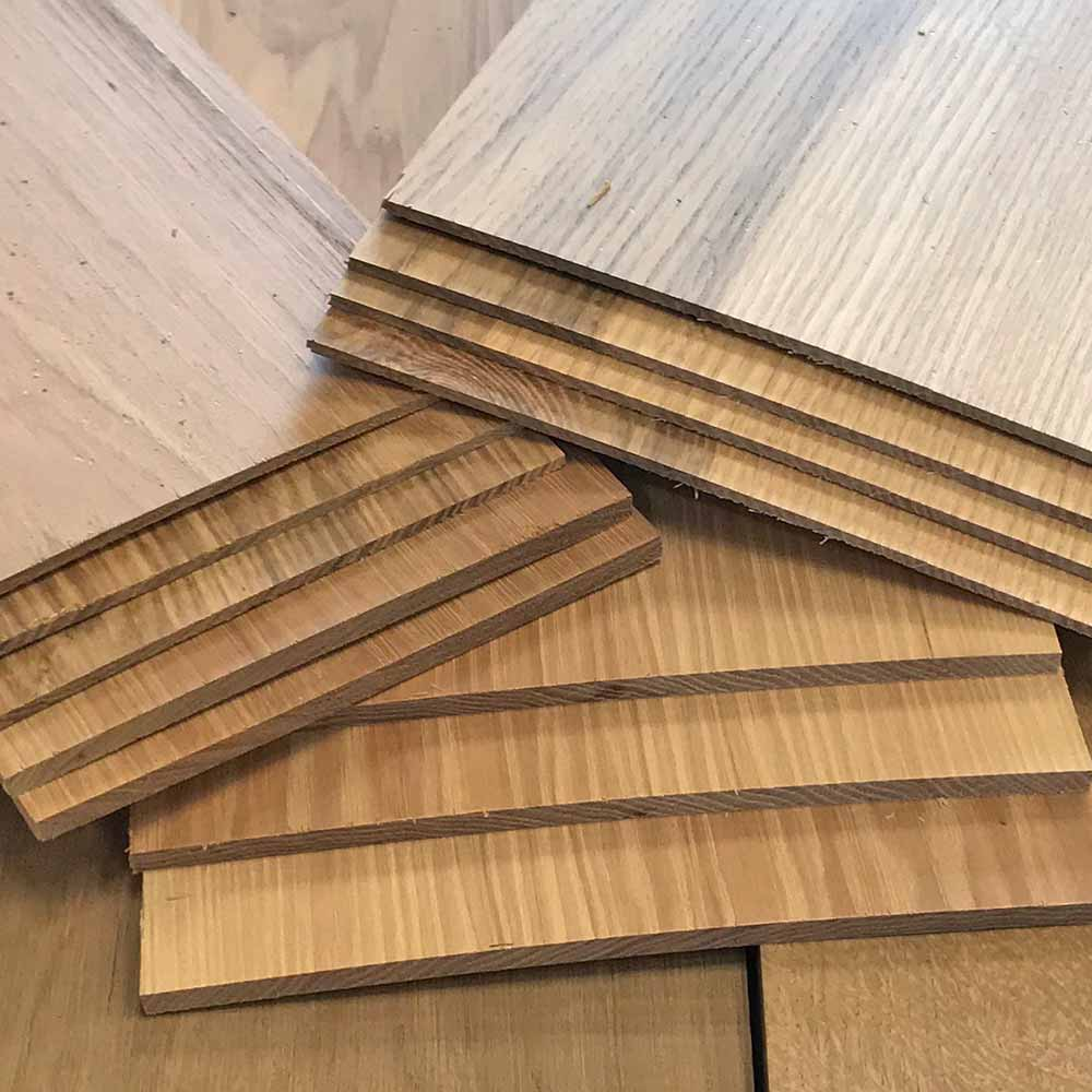 Hickory Dimensional Lumber