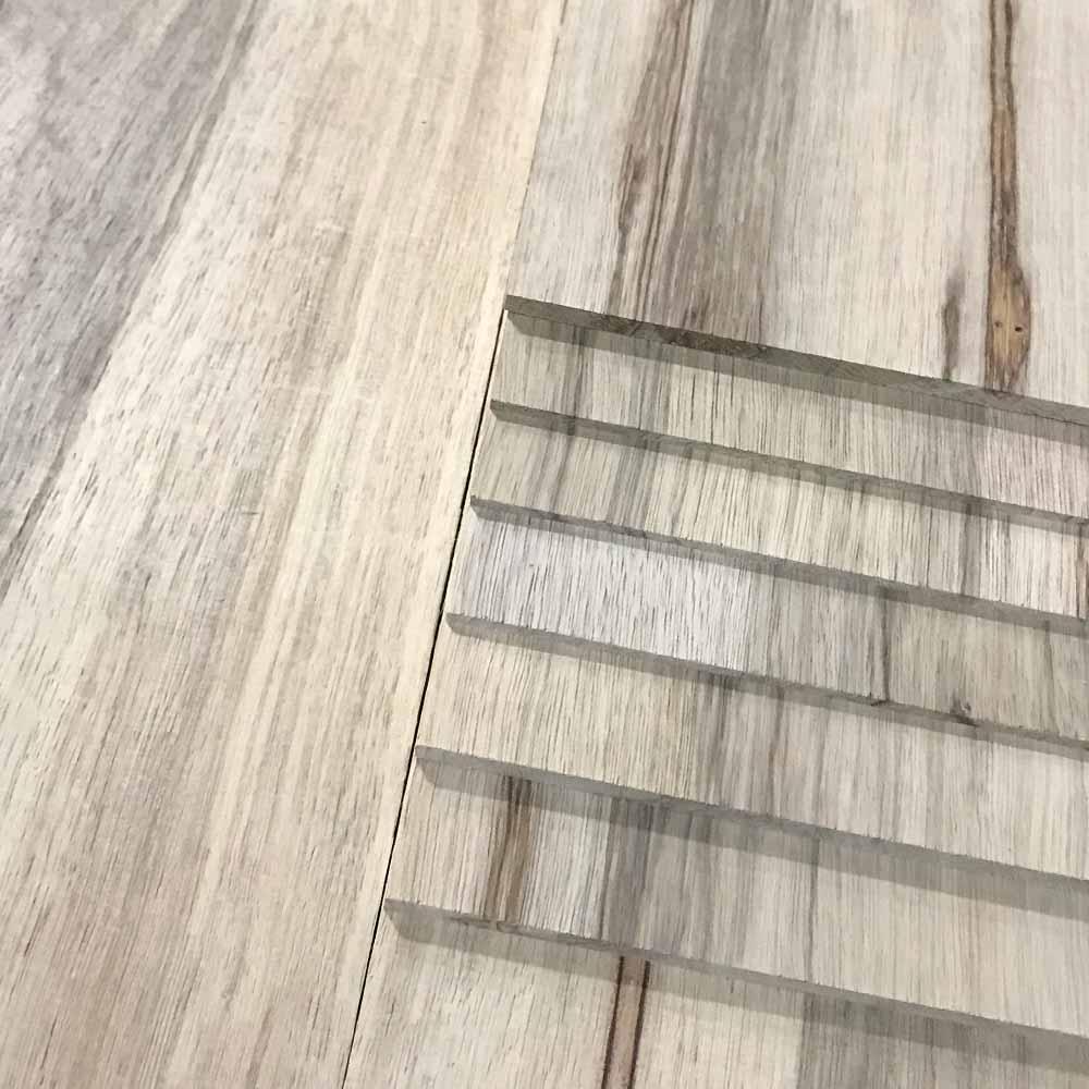 Black Limba Dimensional Lumber