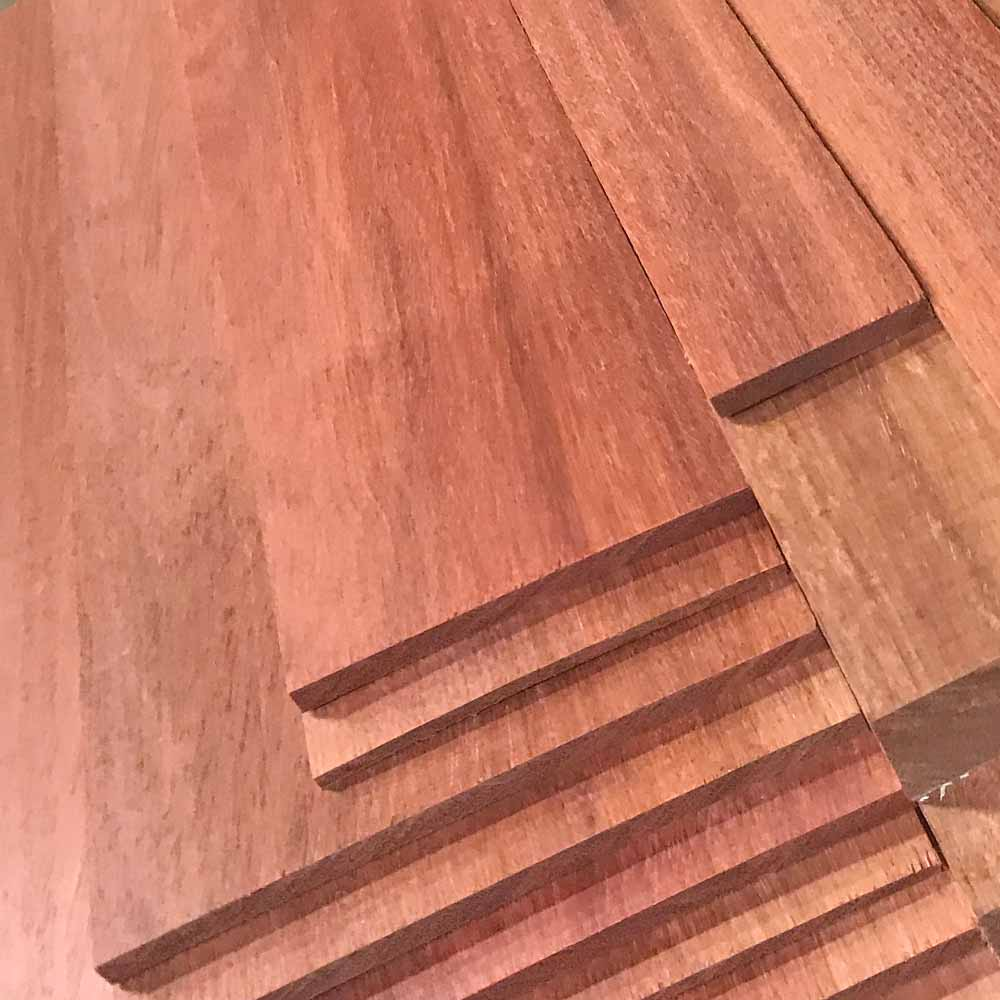 Bloodwood Dimensional Lumber