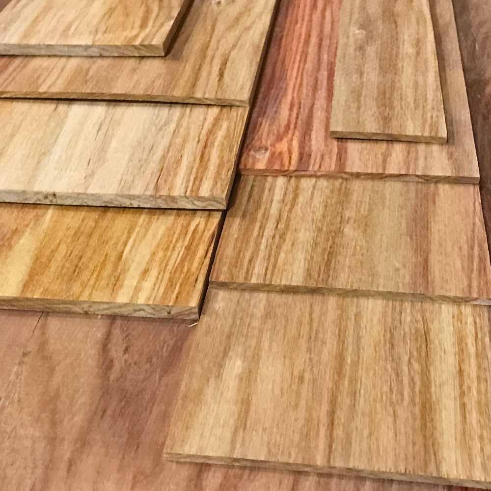Canarywood Dimensional Lumber