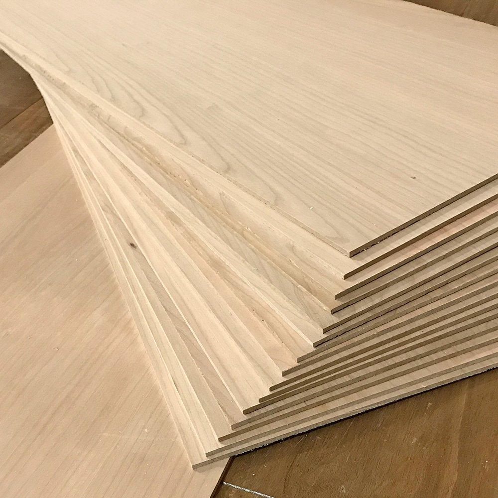 Cherry Plywood Cut To Size