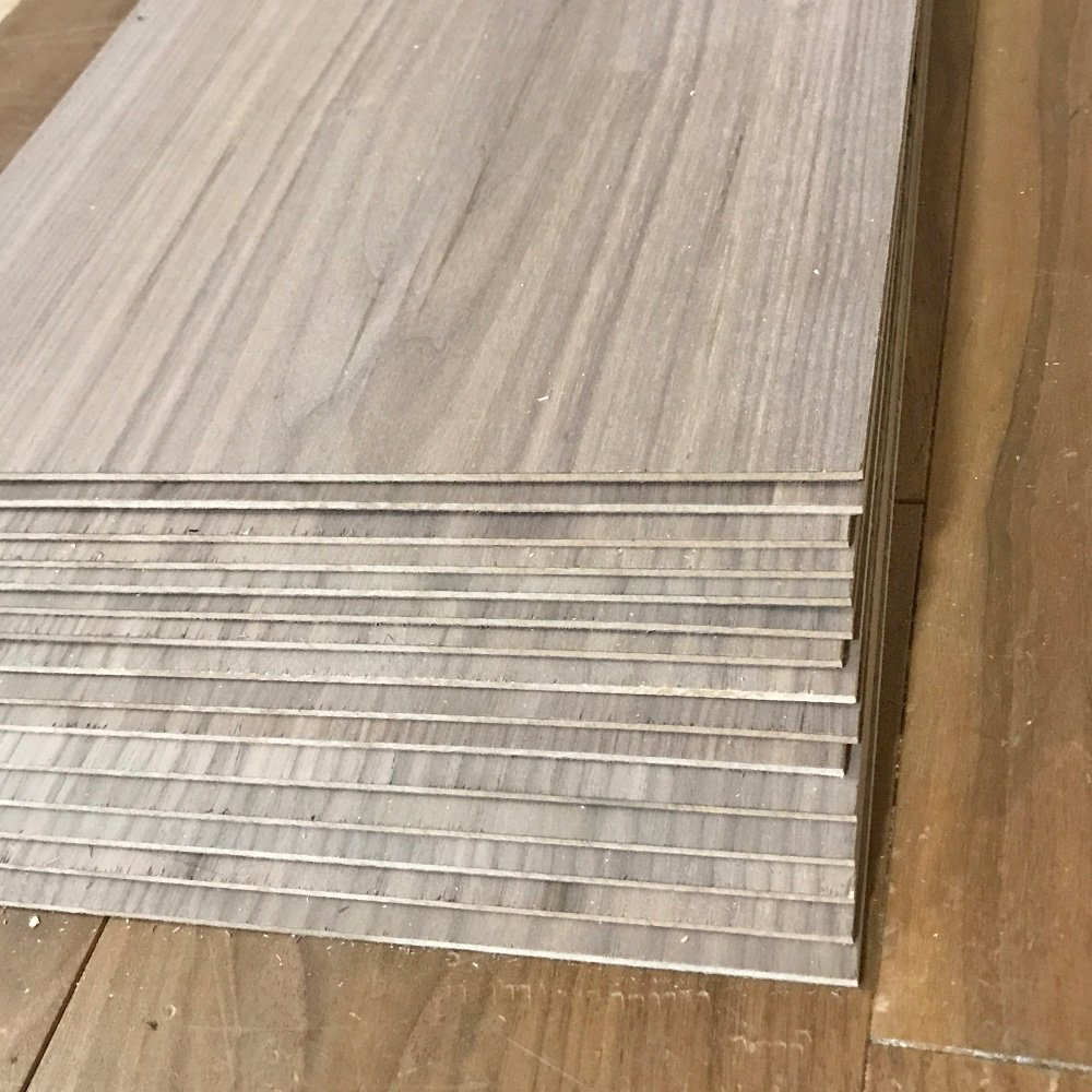 Walnut Plywood Laserwood