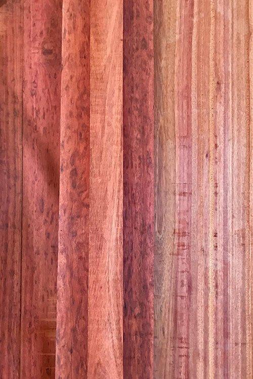 Bloodwood Exotic Lumber